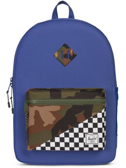 Herschel Heritage XL rugzak Kinderen blauw